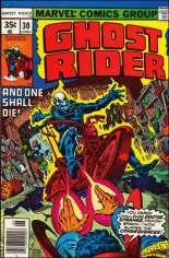Ghost Rider (1973-1983) #30