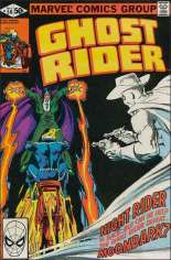 Ghost Rider (1973-1983) #56 Variant B: Direct Edition