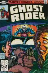 Ghost Rider (1973-1983) #58 Variant B: Direct Edition