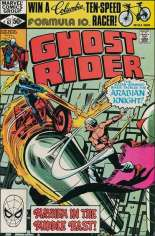 Ghost Rider (1973-1983) #62 Variant B: Direct Edition