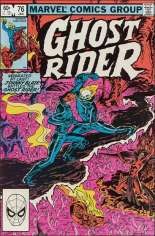 Ghost Rider (1973-1983) #76 Variant B: Direct Edition
