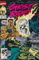 Ghost Rider (1990-1998) #20 Variant B: Direct Edition