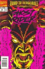 Ghost Rider (1990-1998) #43 Variant A: Newsstand Edition