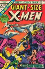 Giant-Size X-Men (1975-2005) #2