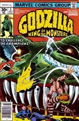 Godzilla (1977-1979) #3 Variant A