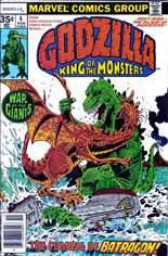 Godzilla (1977-1979) #4