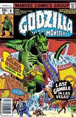 Godzilla (1977-1979) #9