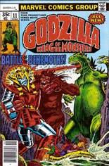 Godzilla (1977-1979) #11