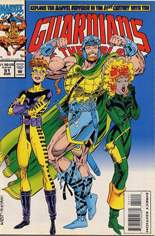 Guardians of the Galaxy (1990-1995) #51
