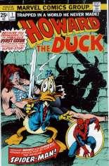 Howard the Duck (1976-1986) #1 Variant A
