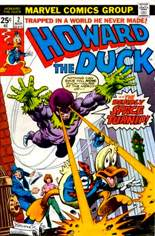 Howard the Duck (1976-1986) #2 Variant A