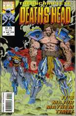Incomplete Death's Head (1993) #7