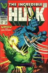 Incredible Hulk (1968-1999) #110
