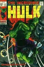 Incredible Hulk (1968-1999) #111
