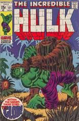 Incredible Hulk (1968-1999) #121