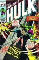 Incredible Hulk (1968-1999) #142