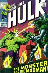 Incredible Hulk (1968-1999) #144 Variant A