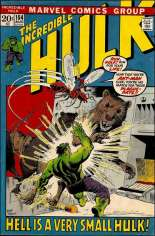 Incredible Hulk (1968-1999) #154