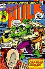 Incredible Hulk (1968-1999) #164