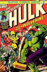 Incredible Hulk (1968-1999) #181 Variant A