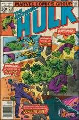 Incredible Hulk (1968-1999) #215 Variant A