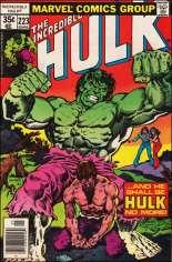 Incredible Hulk (1968-1999) #223 Variant A