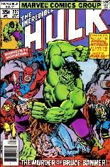Incredible Hulk (1968-1999) #227 Variant A