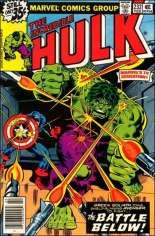Incredible Hulk (1968-1999) #232 Variant A