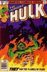 Incredible Hulk (1968-1999) #240 Variant A: Newsstand Edition