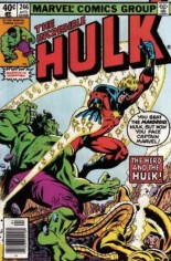 Incredible Hulk (1968-1999) #246 Variant A: Newsstand Edition