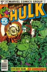 Incredible Hulk (1968-1999) #248 Variant A: Newsstand Edition