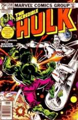 Incredible Hulk (1968-1999) #250 Variant A: Newsstand Edition