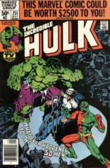 Incredible Hulk (1968-1999) #251 Variant A: Newsstand Edition