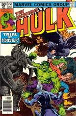 Incredible Hulk (1968-1999) #253 Variant A: Newsstand Edition