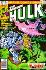 Incredible Hulk (1968-1999) #254 Variant A: Newsstand Edition