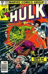 Incredible Hulk (1968-1999) #256 Variant A: Newsstand Edition