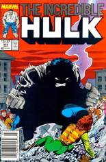Incredible Hulk (1968-1999) #333 Variant A: Newsstand Edition
