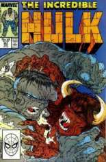Incredible Hulk (1968-1999) #341 Variant B: Direct Edition