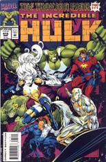 Incredible Hulk (1968-1999) #415 Variant B: Direct Edition