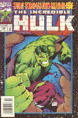 Incredible Hulk (1968-1999) #416 Variant A: Newsstand Edition