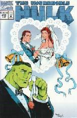 Incredible Hulk (1968-1999) #418 Variant C: Direct Edition; Gatefold Die-Cut Cover