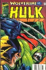 Hulk (1999-2000) #8 Variant A: Newsstand Edition