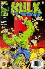 Hulk (1999-2000) #10 Variant A: Newsstand Edition