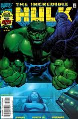 Incredible Hulk (2000-2008) #24 Variant B: Direct Edition
