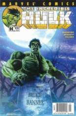 Incredible Hulk (2000-2008) #30 Variant A: Newsstand Edition; Alternately Numbered #504