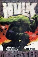 Incredible Hulk (2000-2008) #34 Variant A