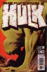Incredible Hulk (2000-2008) #43