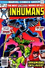 Inhumans (1975-1977) #5 Variant A