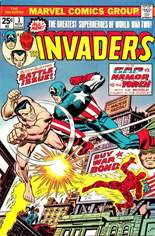 Invaders (1975-1979) #3 Variant A