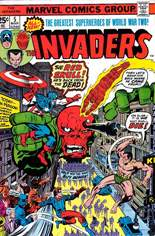 Invaders (1975-1979) #5 Variant A